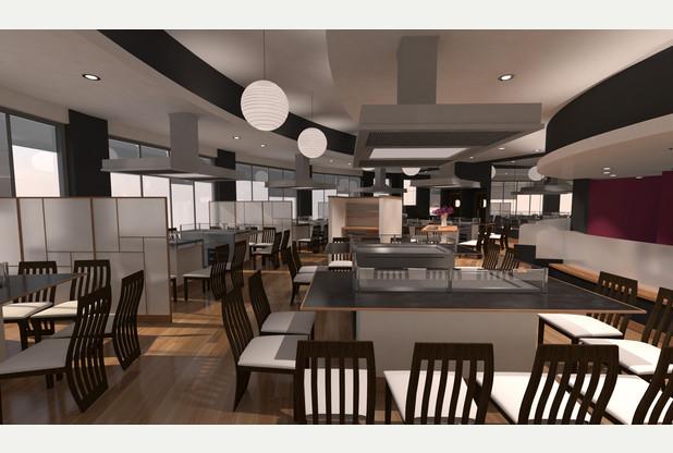 Damon's Japanese Steakhouse Lincoln England