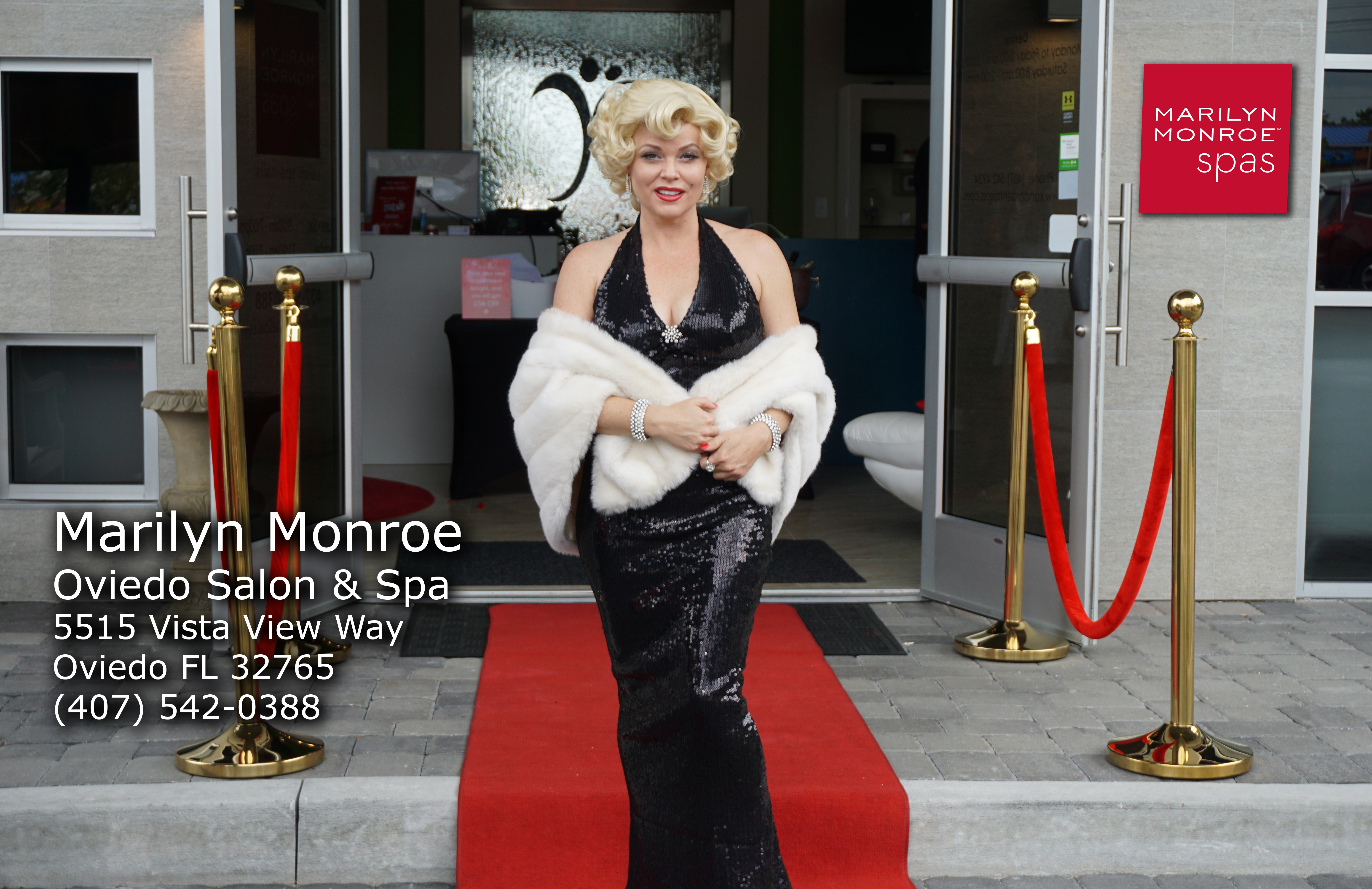 Marilyn Monroe Salon & Spa Oviedo FL